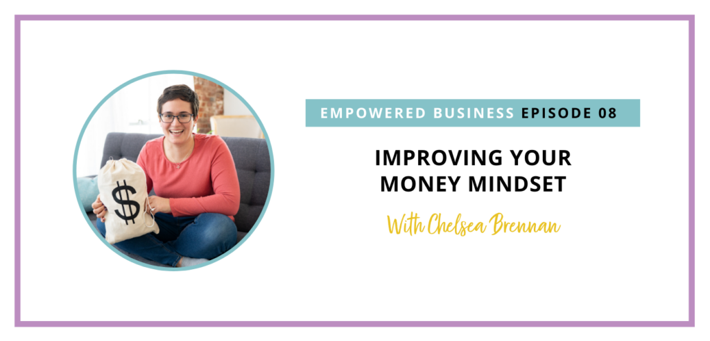 Are you ready to feel confident with money? It's time to address the primary issue that most people have around money: money mindset issues.