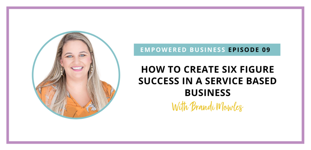 I teach others how to build a business based on digital products, and my guest for this episode teaches others how to build a business based on being a service provider. These are totally different paths, but our destinations are almost identical!