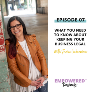 What you need to know about keeping your business legal