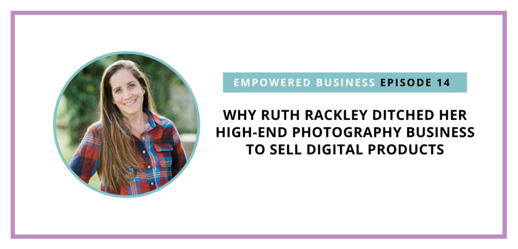 I am joined by one of my students, Ruth Rackley, to talk about giving out free content and making money through digital products all at the same time.