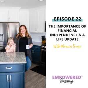 Episode 22 Empowered Business Podcast